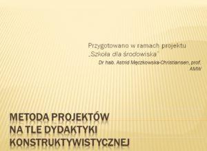 Kompetencje społeczne i obywatelskie a zrównoważony rozwój 1