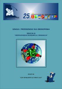 Zeszyty ekologiczne Zrównoważona konsumpcja i produkcja zeszyt 3
