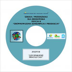 Zeszyty ekologiczne Zrównoważona konsumpcja i produkcja zeszyt cd 3