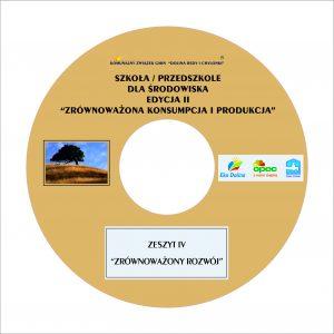 Zeszyty ekologiczne Zrównoważona konsumpcja i produkcja zeszyt cd 4